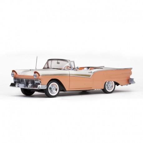 Ford Fairlane 500 1957 Brune Sunstar SS1336
