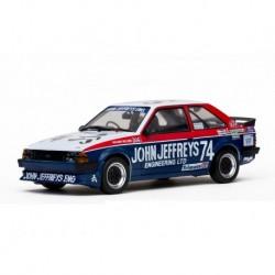 Ford Escort MKIII 1600 74 BTCC 1985 John Jeffreys Sunstar SS4965