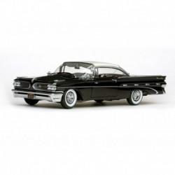 Pontiac Bonneville 1959 Noire Sunstar SS5174