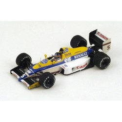 Williams FW12C F1 Canada 1989 Winner Thierry Boutsen Spark S4322