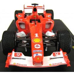 Ferrari F2004 F1 2004 Michael Schumacher Hotwheels MN2078