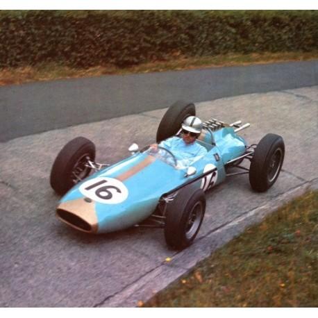 Brabham BT3 F1 Allemagne 1962 Jack Brabham Spark S4332