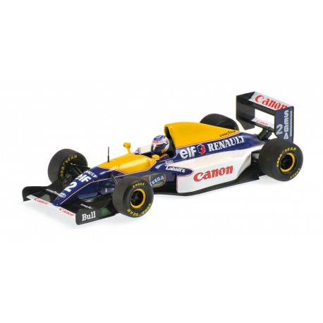 Williams Renault FW15 WC 1993 Alain Prost Minichamps 436930002