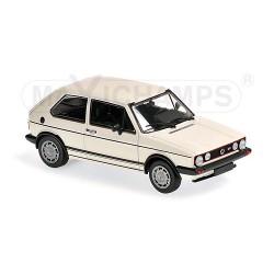 Volkswagen Golf GTI 1980 Blanche Maxichamps 940055171