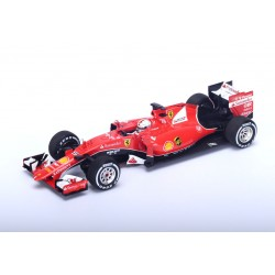 Ferrari SF15-T F1 Malaisie 2015 Sebastian Vettel Looksmart LSF101