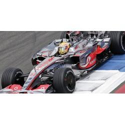 McLaren Mercedes MP4/23 F1 Brésil 2008 Lewis Hamilton Minichamps 530084352