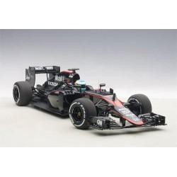 McLaren Honda MP4/30 F1 Barcelona 2015 Fernando Alonso Autoart 18121