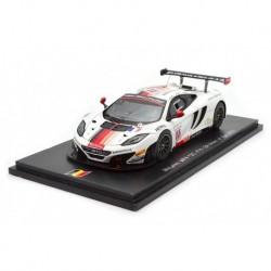 McLaren MP4/12C GT3 11 24 Heures de Spa-Francorchamps 2013 Spark SB062