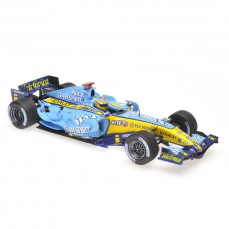 Renault R26 WC 2006 Fernando Alonso Minichamps 436060001
