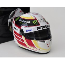 Helmet 1/2 Lewis Hamilton F1 World Champion 2015 70200020