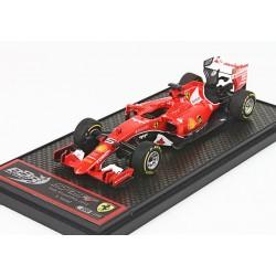 Ferrari SF15-T F1 Monza 2015 Sebastian Vettel BBR C174A