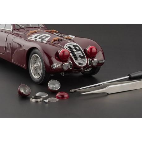 Alfa Romeo 8C 2900B 19 24 Heures du Mans 1938 CMC M111