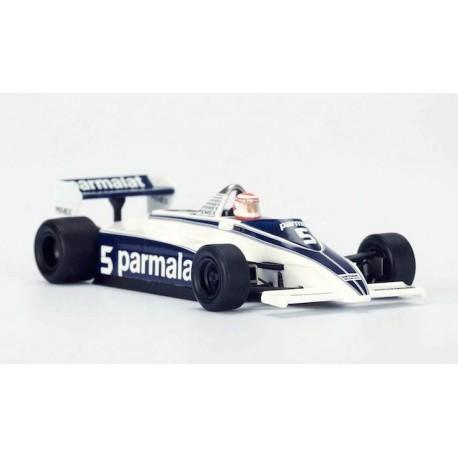 Brabham BT49 F1 Argentine 1981 Nelson Piquet Spark S4347