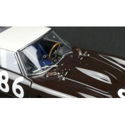 Ferrari 250 GTO 86 Targa Florio 1962 CMC M156