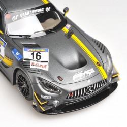 Mercedes-Benz AMG GT3 16 VLN au Nurburgring Octobre 2015 Minichamps 437163016