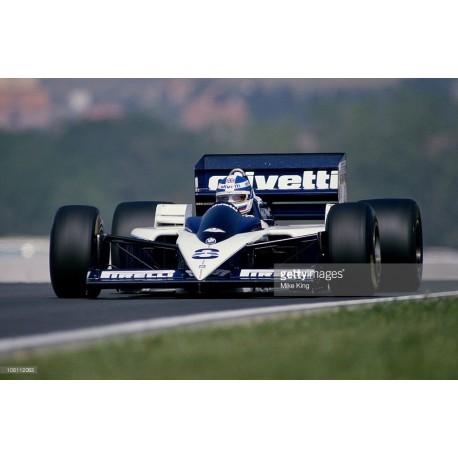 Brabham BT55 F1 Canada 1986 Derek Warwick Spark S4351