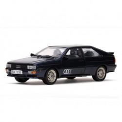 Audi Quattro Coupe 1981 Noire Sunstar SS4156