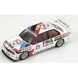 BMW M3 25 24 Heures de Spa-Francorchamps 1990 Spark SB068