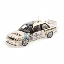 BMW M3 E30 30 DTM 1991 Leopold Von Bayern Minichamps 180912030