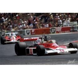 McLaren M23 F1 France 1976 Winner James Hunt Spark S4362