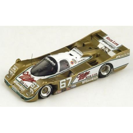 Porsche 962 67 24 Heures de Daytona 1989 Spark S43DA89