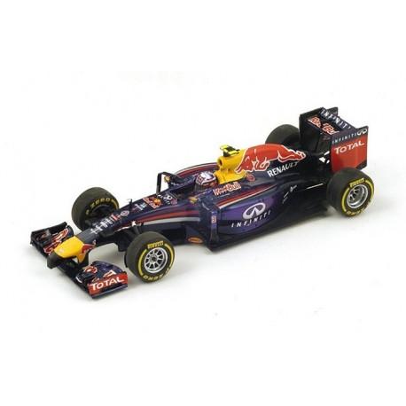Red Bull Renault RB10 F1 Belgique 2014 Daniel Ricciardo Spark SB070