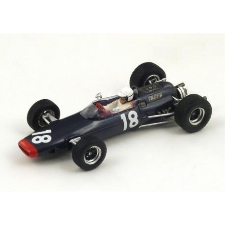 Lotus 25 BRM F1 Pays-Bas 1967 Chris Irwin Spark S4480