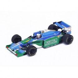 Benetton Ford B194 F1 Monaco 1994 Michael Schumacher Spark S4481