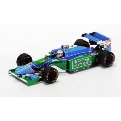 Benetton Ford B194 F1 1994 J J Lehto Spark S4482