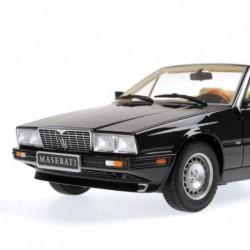 Maserati BiTurbo Spyder 1986 Noire Minichamps 107123531