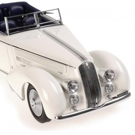 Lancia Astura Tipo 233 Corto 1936 Blanche Minichamps 107125330
