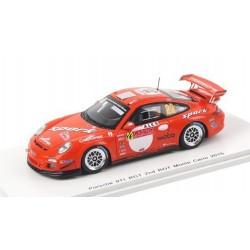 Porsche 911 RGT 23 Rallye Monte Carlo 2015 Dumas Giraudet Spark S4518
