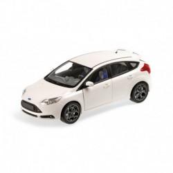 Ford Focus ST 2011 Blanche Minichamps 110082004
