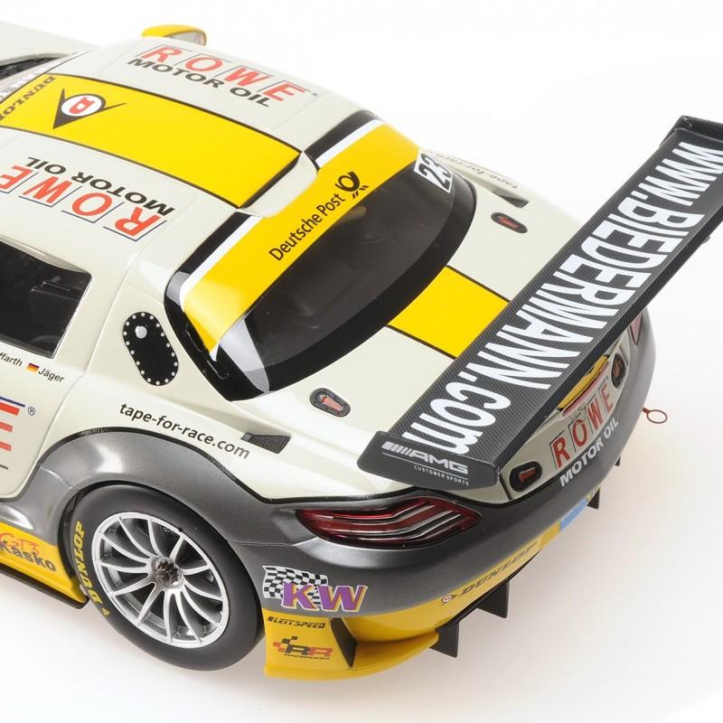 Mercedes sls gt3 23 24 heures du nurburgring 2013 for Mercedes benz loyalty discount