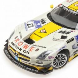 Mercedes SLS GT3 23 24 Heures du Nurburgring 2013 Minichamps 151133123
