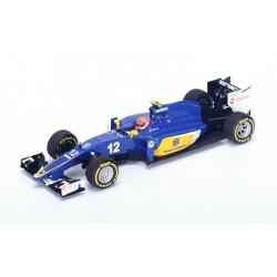 Sauber C34 F1 2015 Felipe Nasr Spark S4609