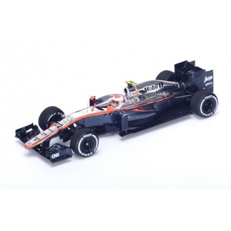 McLaren Honda MP4/30 F1 2015 Jenson Button Spark S4614