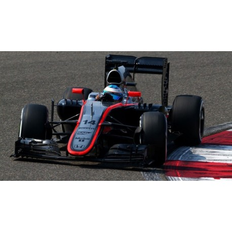 McLaren Honda MP4/30 F1 2015 Fernando Alonso Spark S4615