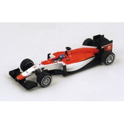 Manor Marussia MR03B F1 2015 Will Stevens Spark S4616