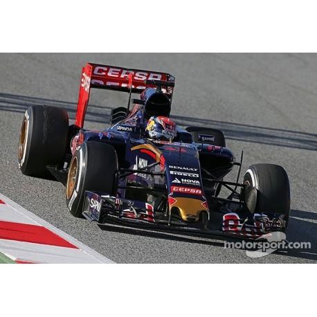 Toro Rosso STR10 F1 2015 Max Verstappen Spark S4618