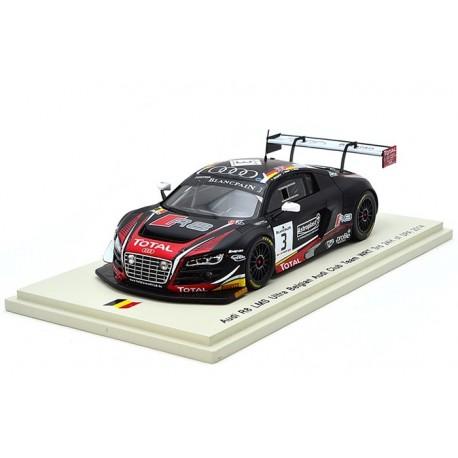 Audi R8 LMS Ultra 3 24 Heures de Spa-Francorchamps 2014 Spark SB073