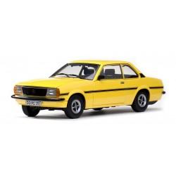 Opel Ascona B SR 1975 Jaune Sunstar SS5384