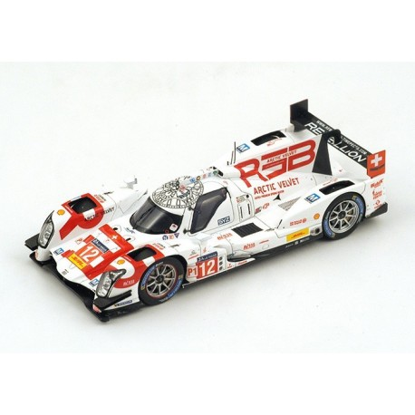 Rebellion R-One AER 12 24 Heures du Mans 2015 Spark S4636