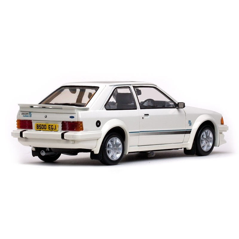 ford escort rs turbo 1984 blanche sunstar ss4961r miniatures minichamps. Black Bedroom Furniture Sets. Home Design Ideas
