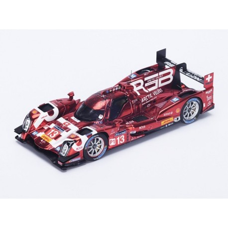 Rebellion R-One AER 13 24 Heures du Mans 2015 Spark S4637