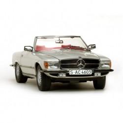 Mercedes 350 SL 1977 Grise Sunstar SS4603