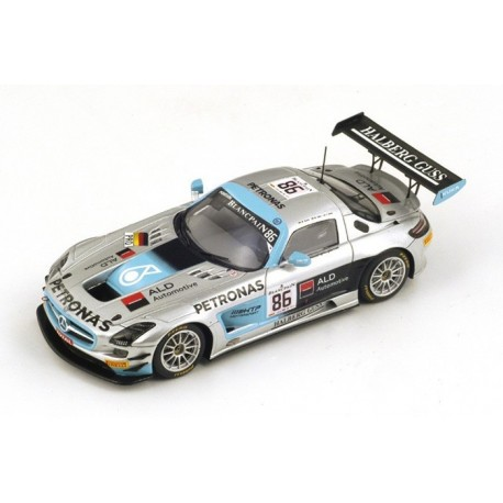 Mercedes SLS AMG GT3 86 24 Heures de Spa-Francorchamps 2014 Spark SB075