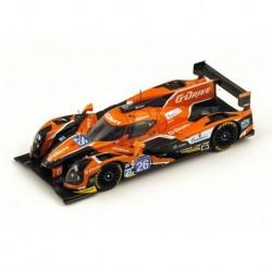 Ligier JS P2 Nissan 26 24 Heures du Mans 2015 Spark S4643