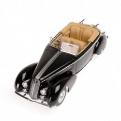 Lancia Astura Tipo 233 Corto 1936 Noire Minichamps 107125332