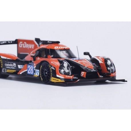Ligier JS P2 Nissan 28 24 Heures du Mans 2015 Spark S4645